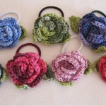 B003 Cotton & Bamboo Hair Elastic