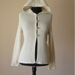 C042 Cotton Cardi Long Sleeves and Hood