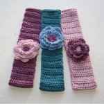 C060 Cotton Wide Headband & Rose